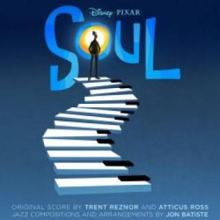 SOUL - SOUNDTRACK [CD album]